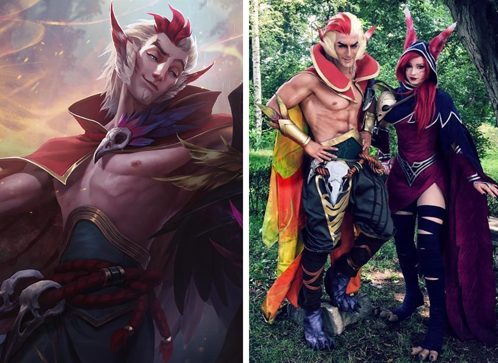 Die 40 Besten League Of Legends Cosplays Im Netz Webpausede